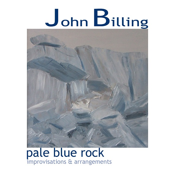 John's CD Pale Blue Rock