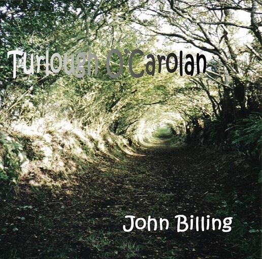 John's CD Turlough O'Carolan