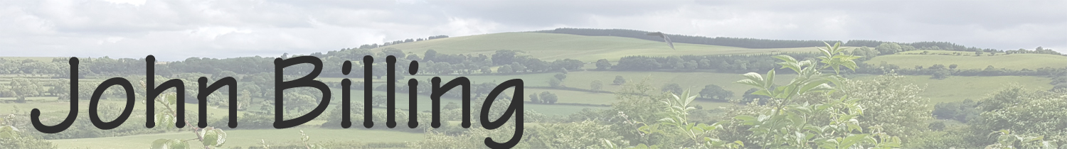 Header images of John Billing