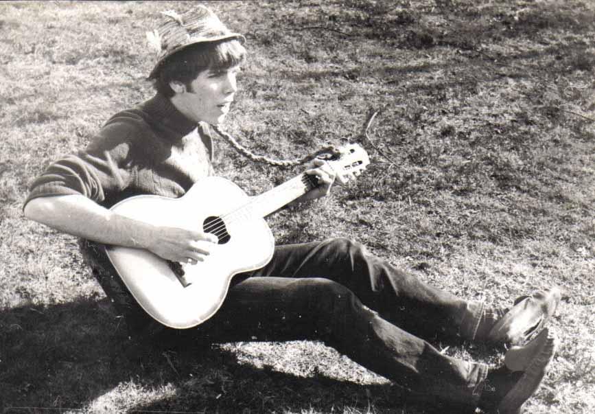 John in 1969