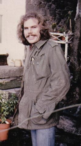 John in 1977