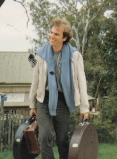 John at Mt Barker